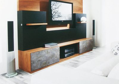 Media-Möbel